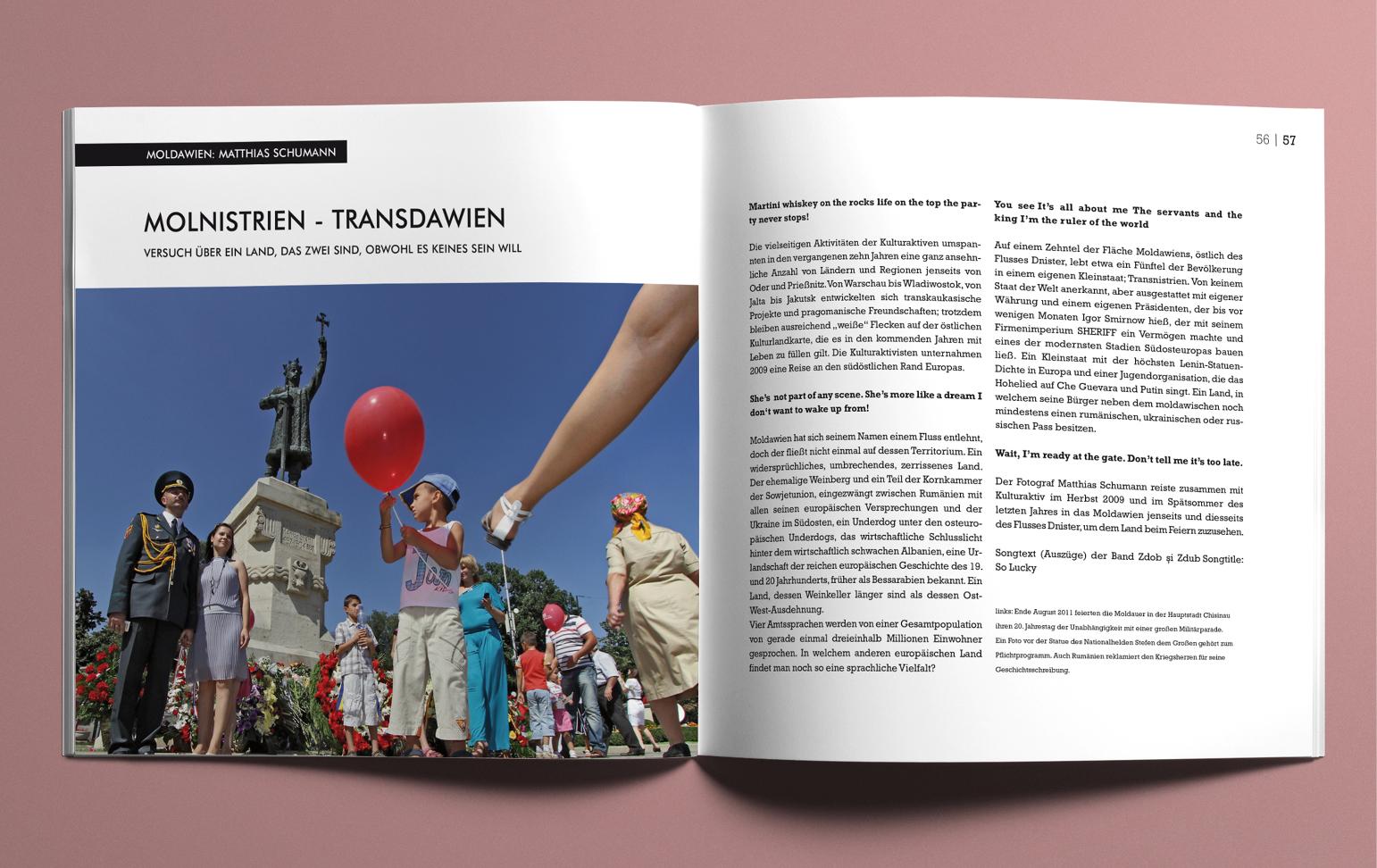 Broschüre Partisanen - Almanach für Unangepasstes